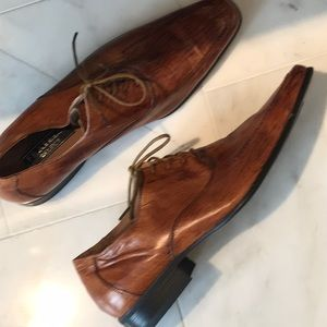 official shop fast delivery incredible prices HP! Fratelli Select Oxford Dress Shoes - EUC